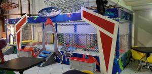 Buffet Infantil na Vila Romana